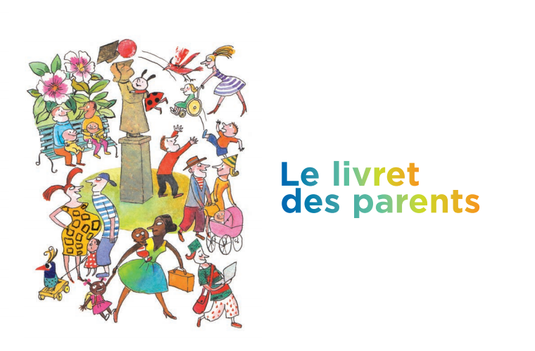 livret des parents par la CAF